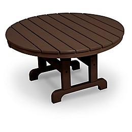 POLYWOOD® La Casa 36-Inch Round Conversation Table