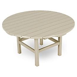 POLYWOOD® La Casa 38-Inch Round Conversation Table
