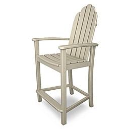 POLYWOOD® Classic Adirondack Counter Chair