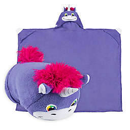 Comfy Critters™ Unicorn Wearable Stuffed Animal in Purple