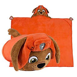 Comfy Critters™ PAW™ Patrol Zuma Wearable Stuffed Animal in Orange