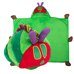 Comfy Critters™ Very Hungry Caterpillar Wearable Stuffed Animal in Green