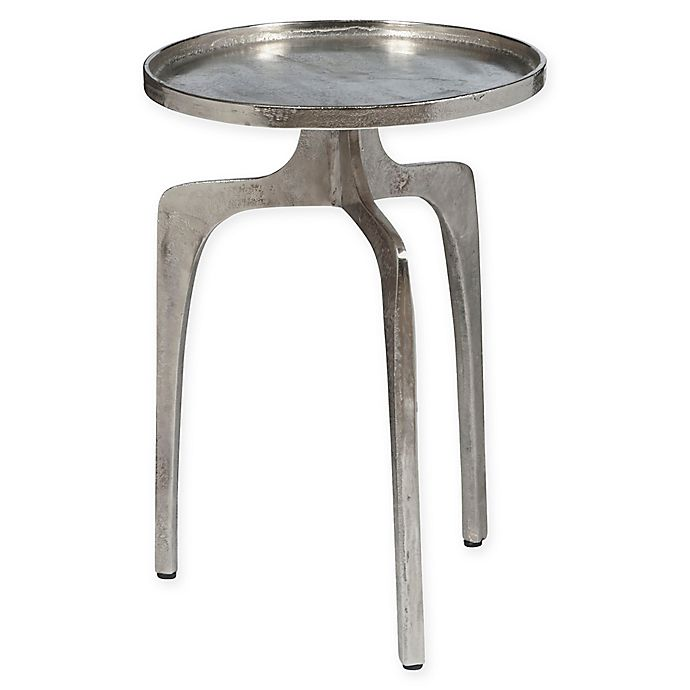 Alternate image 1 for Natasha Accent Table in Silver