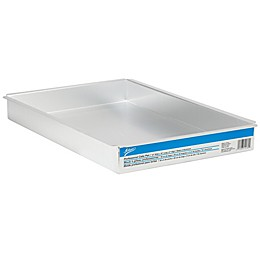 Ateco® 12-Inch x 18-Inch Rectangular Cake Pan