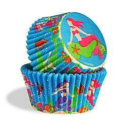 Cupcake Creations™ 32-Count Standard Size Multicolored Baking Cups