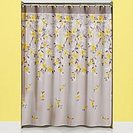 Saturday Knight Spring Garden Shower Curtain Collection