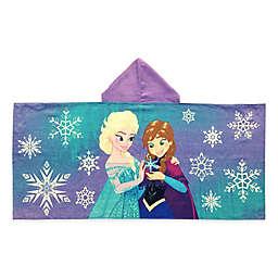 Disney® Frozen Snowflake Hooded Towel