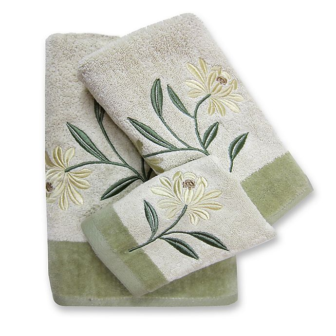 Croscill Hand Towels: Croscill® Penelope Bath Towel Collection