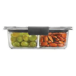 Rubbermaid® Brilliance 3-Cup Snack Food Storage Container