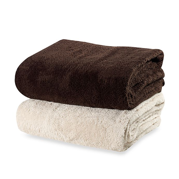Sunbeam Lofttec Heated Throws Bed Bath Beyond