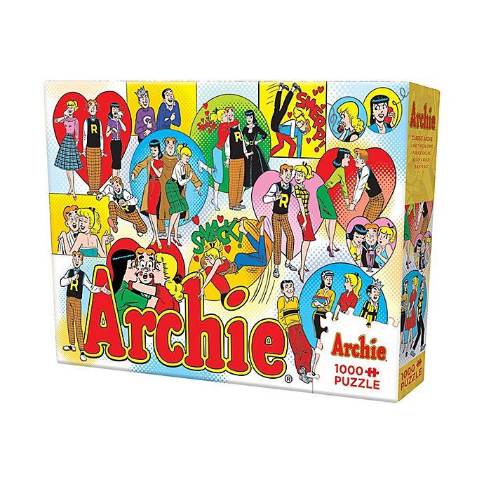 Alternate image 1 for Cobble Hill Puzzle Company Archie Comics Classic Archie 1000-Piece Jigsaw Puzzle