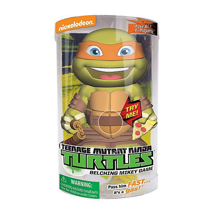 Alternate image 1 for PlayMonster Teenage Mutant Nina Turtles Belching Mikey Game