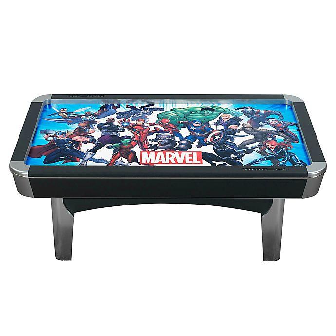 Alternate image 1 for American Heritage Marvel® Universe Air Hockey Table