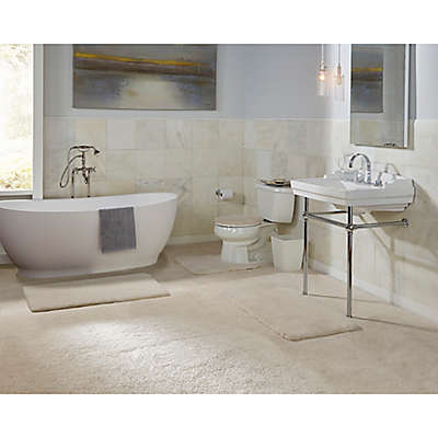 "Wamsutta® Ultra Soft Cut to Size 60"" x 72"" Bath Carpet"