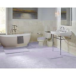 """Wamsutta® Ultra Soft Cut to Size 72"""" x 120"""" Bath Carpet in Purple"""
