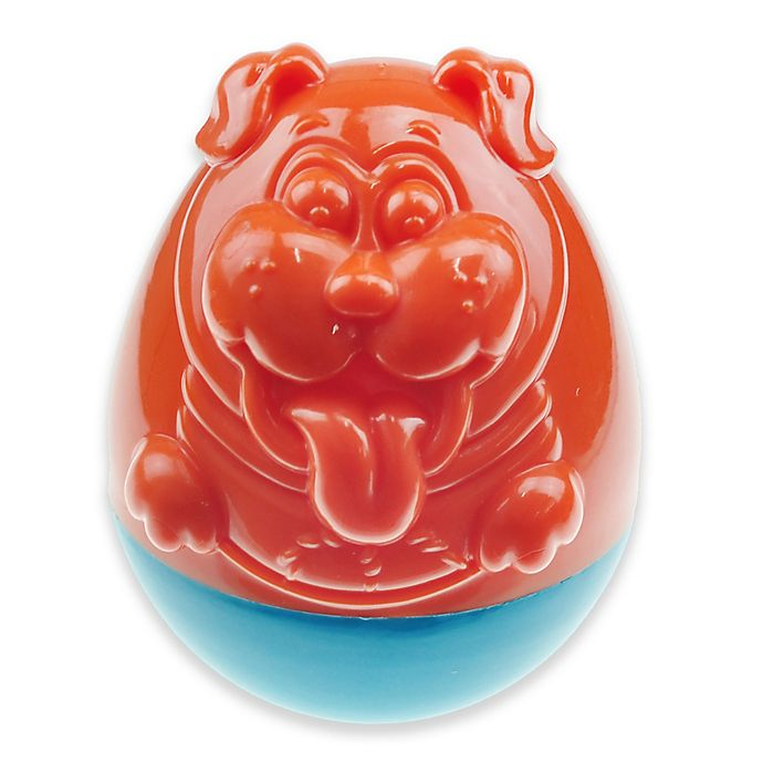 Alternate image 1 for Bounce & Pounce Tippin Treat Dog Treat Dispenser in Red