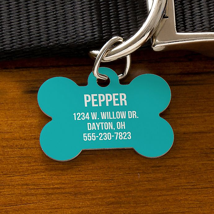 Alternate image 1 for Pet Expressions Dog ID Tag