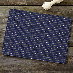 Modern Arrow Pet Food Mat