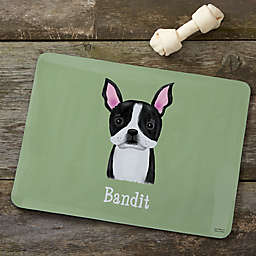 Top Dog Breeds Dog Food Mat