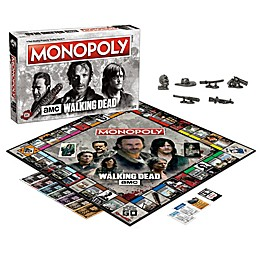 Monopoly® The Walking Dead AMC Edition Board Game