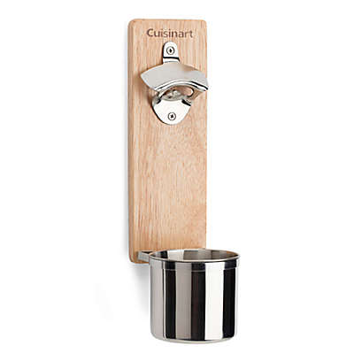 Cuisinart® Magnetic Bottle Opener and Cup Holder