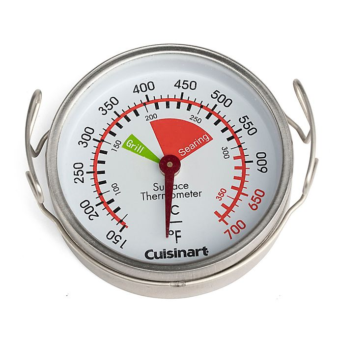Alternate image 1 for Cuisinart® Grill Surface Thermometer