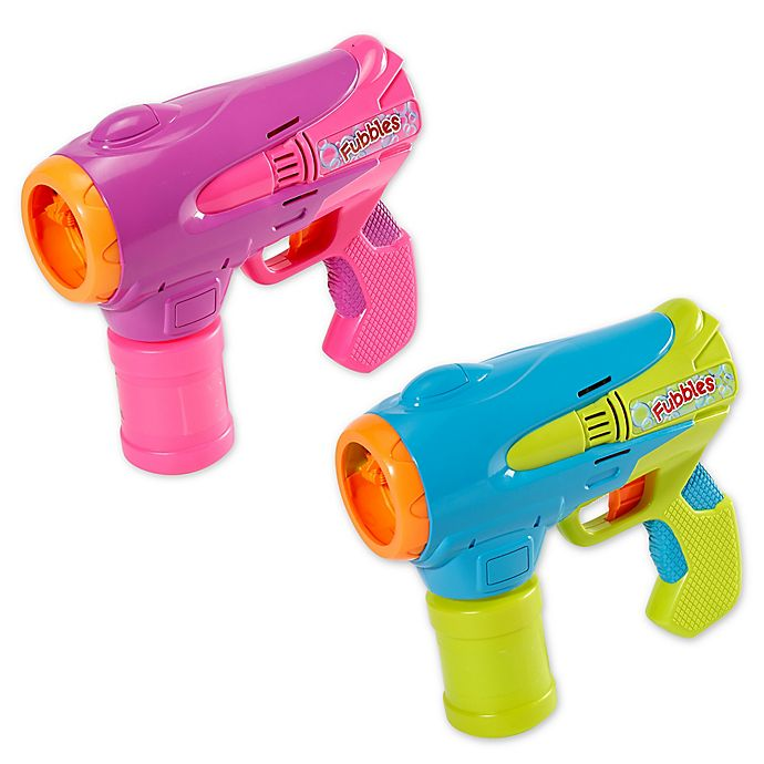 Alternate image 1 for Little Kids® Fubbles™ Fubblezooka Bubble Gun
