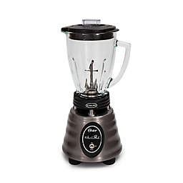 Oster Heritage Blend 400 Blender in Black Stainless