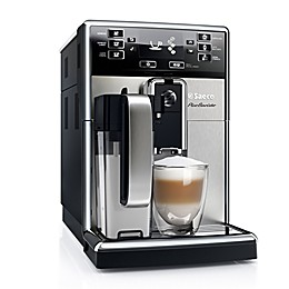 Saeco™ PicoBaristo Super-Automatic Espresso Machine with Milk Carafe