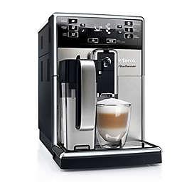 Saeco™ PicoBaristo Super-Automatic Espresso Machine with Milk Carafe
