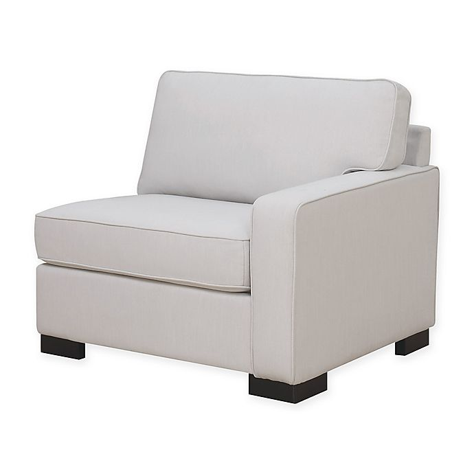 Scott Living Wylder Collection Right Arm Facing Sectional