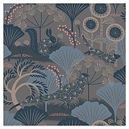Brewster Home Fashions Wonderland Skog Forest Wallpaper