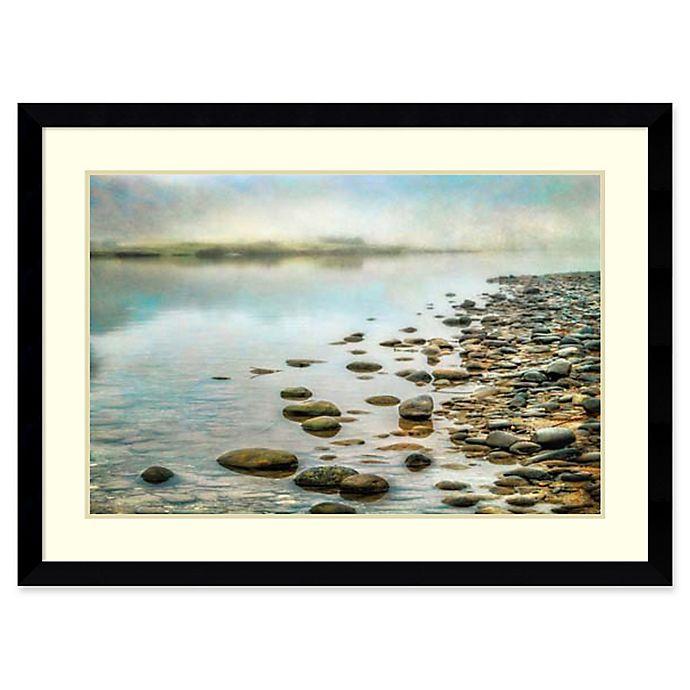 Alternate image 1 for Amanti Art Stillness 46-Inch x 34-Inch Framed Wall Art