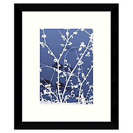 Amanti Art Autumn Branch 9-Inch x 11-Inch Framed Wall Art