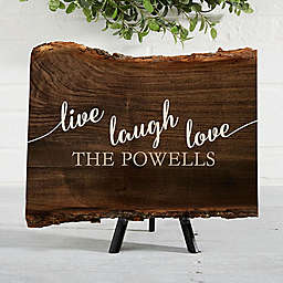 Live Laugh Love Wall Decor Bed Bath Beyond