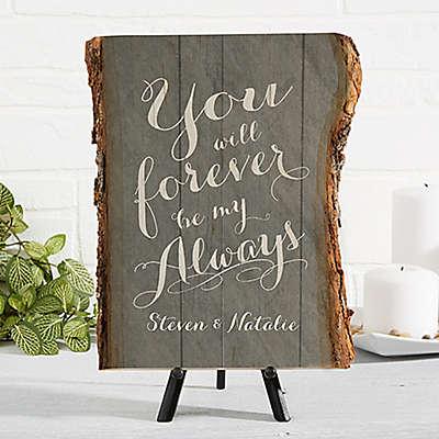 Rustic Romance Basswood Plank