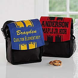 School Spirit Lunch Bag