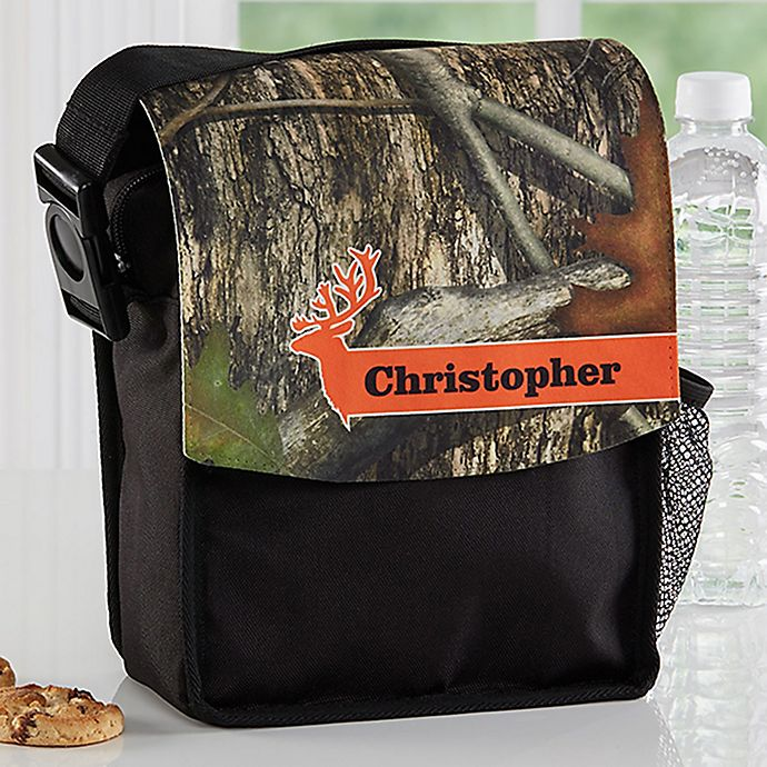 Alternate image 1 for Tree Camo Lunch Bag