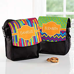 Bright and Cheerful Lunch Bag