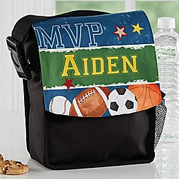Ready, Set, Score Lunch Bag