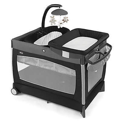 Chicco® Lullaby Baby Orion Playard in Black