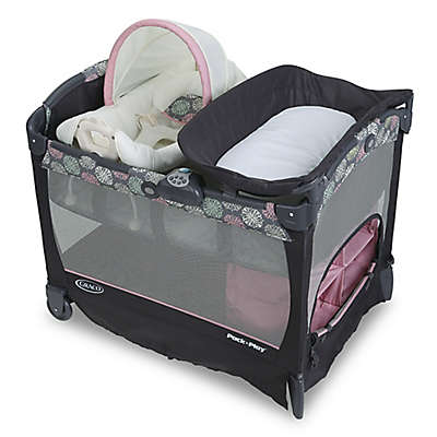 Graco® Pack 'n Play® Playard with Cuddle Cove™ Removable Rocking Seat in Addison™