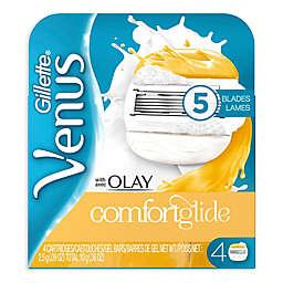 Gillette® Venus and Olay™ 4-Count Women's Razor Refills