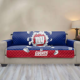 NFL New York Giants Sofa Cover