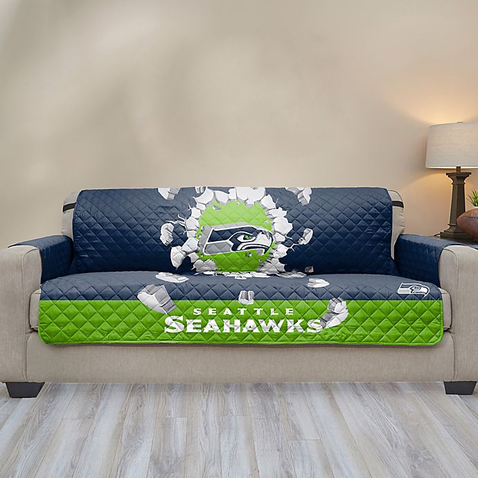 Nfl Sofa And Recliner Cover Collection Bed Bath Amp Beyond
