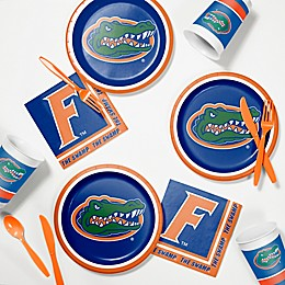 University of Florida 60-Piece Tailgating Kit