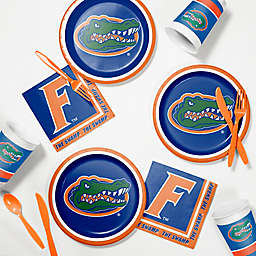 University of Florida 60-Piece Tailgating Kit