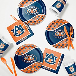 Auburn University 60-Piece Tailgating Kit