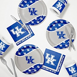 University of Kentucky 60-Piece Tailgating Kit
