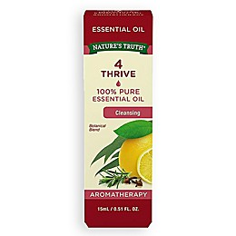 Nature's Truth® Aromatherapy 15mL 4 Thrive Cleansing Essential Oil